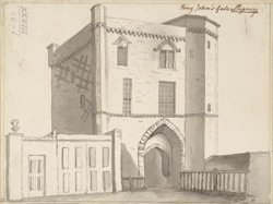 King John's Gate, Stepney